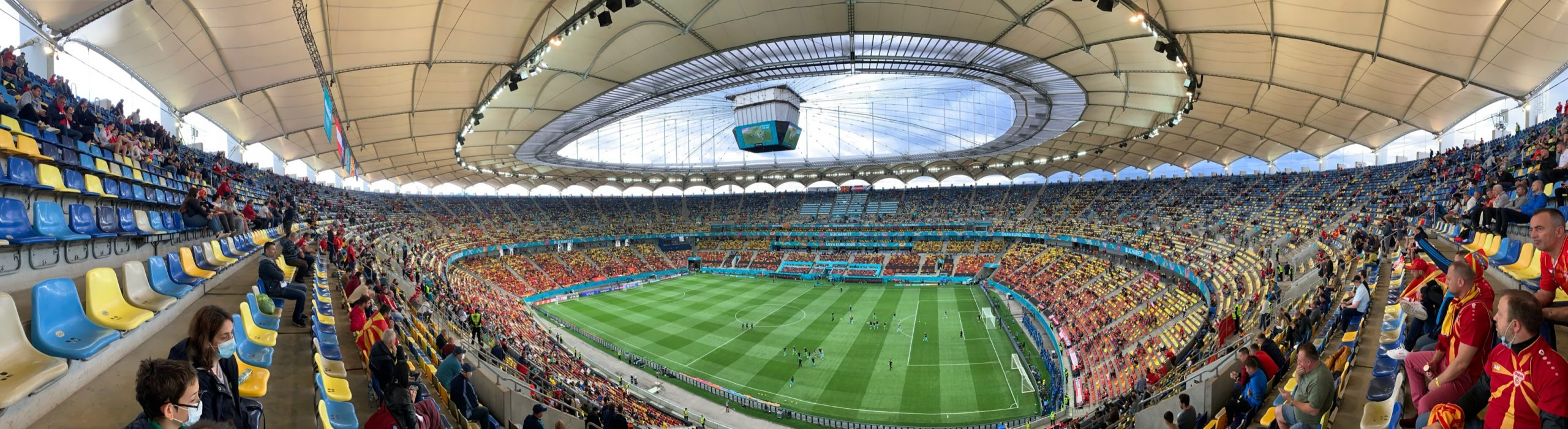 Rapid va juca pe Arena Națională