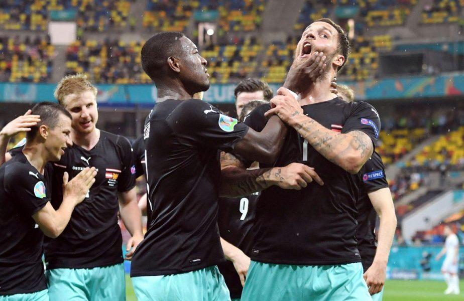 Marko Arnautovic a fost suspendat de UEFA după incidentul incredibil de pe Arena Naţională