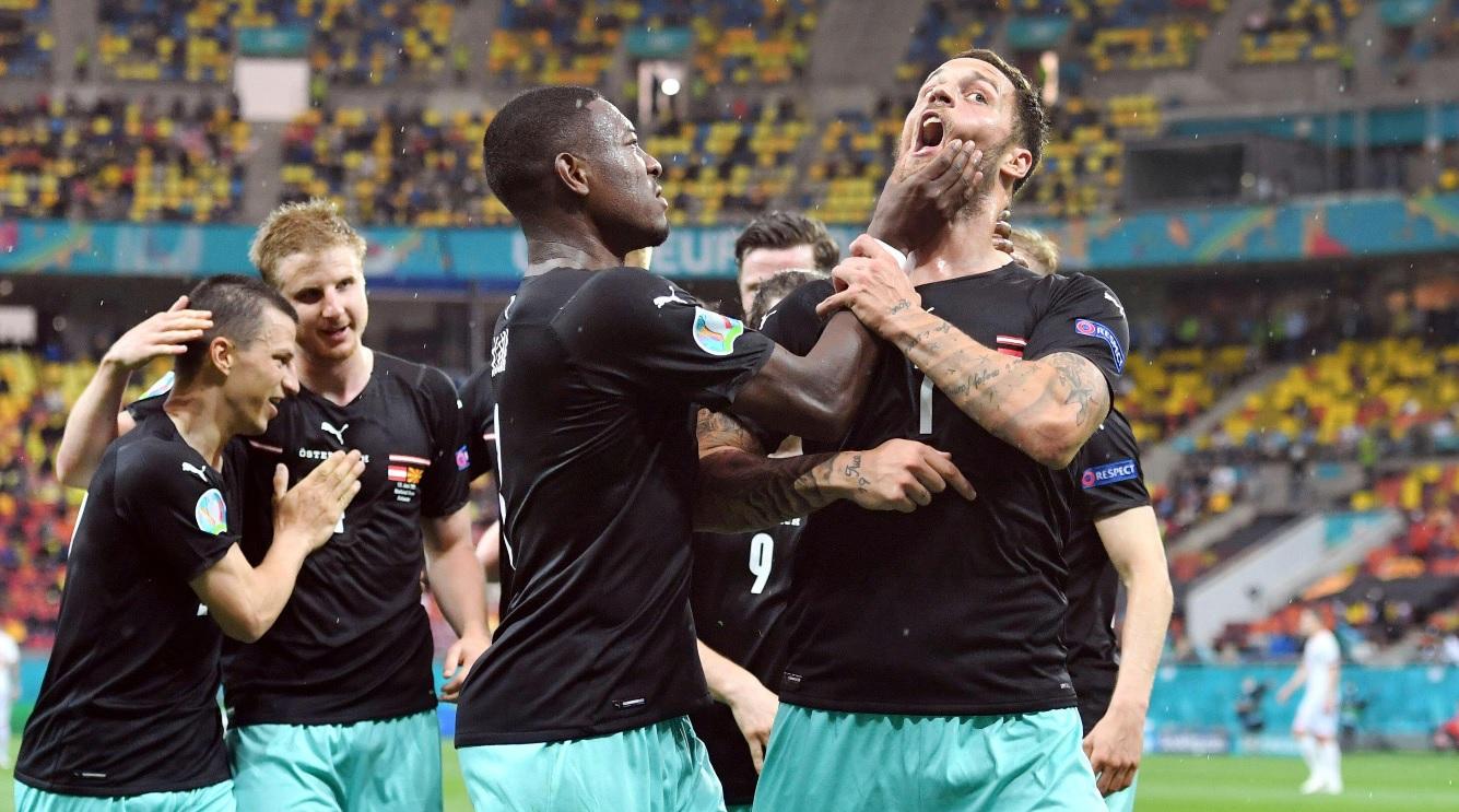 Marko Arnautovic a fost suspendat de UEFA