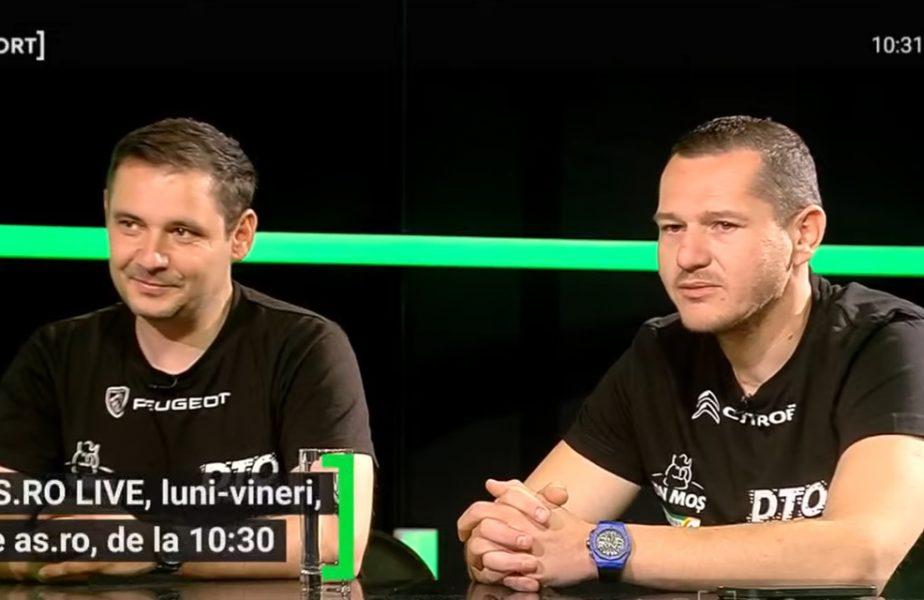 AS.ro LIVE | Cristi Dolofan și Traian Pavel sunt ACUM invitaţii lui Cătălin Oprişan. Poveşti fabuloase din lumea raliurilor