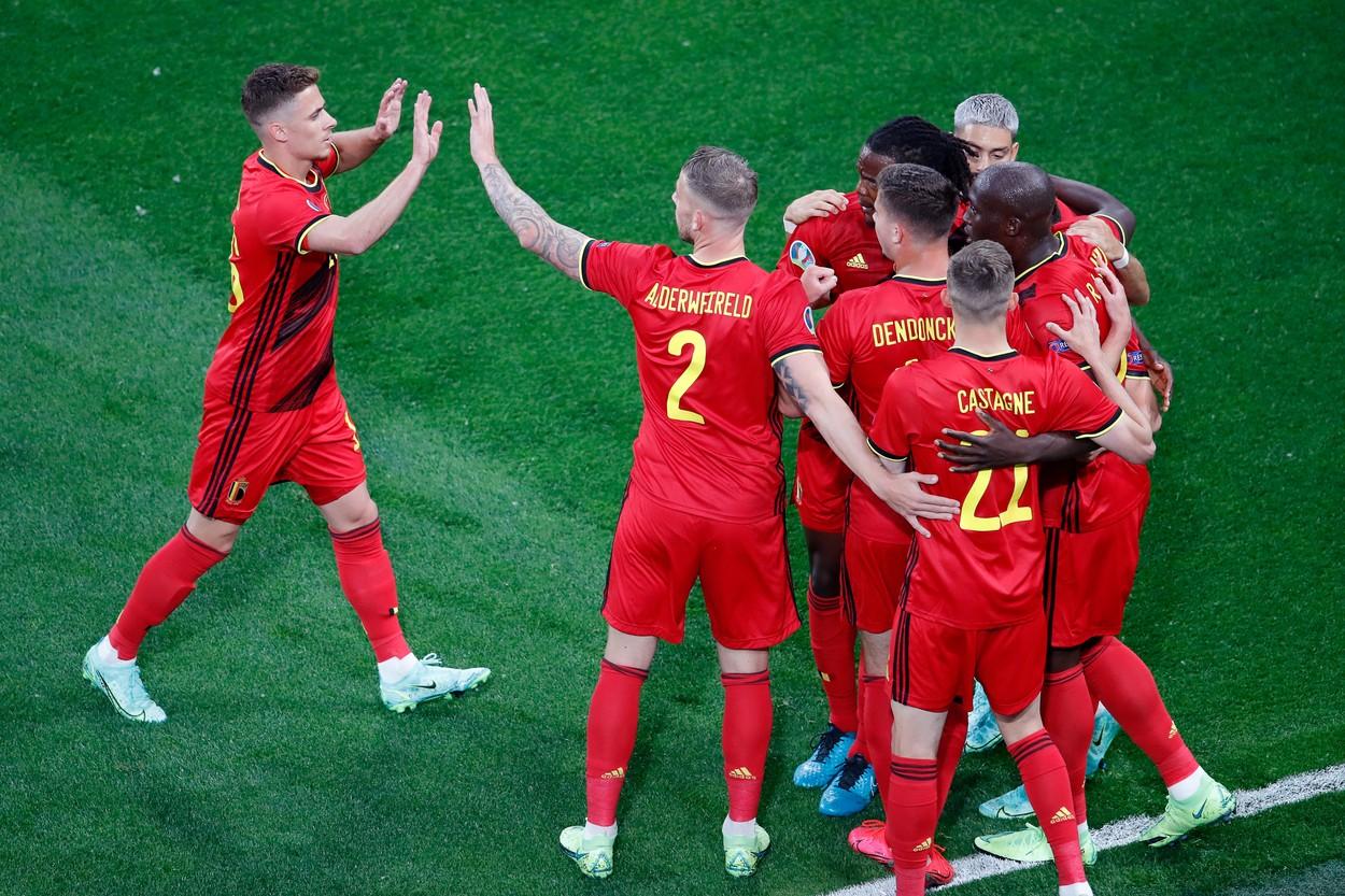 Belgia bucurie