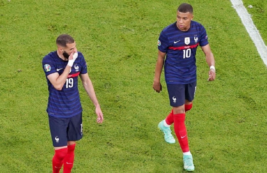 Euro 2020 | Mbappe și Benzema, ghinioniștii serii în Franța – Germania 1-0! Starurile lui Deschamps au avut două goluri anulate