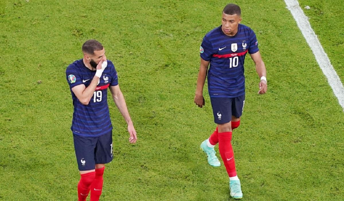 Două goluri anulat pentru Franța în meciul cu Germania
