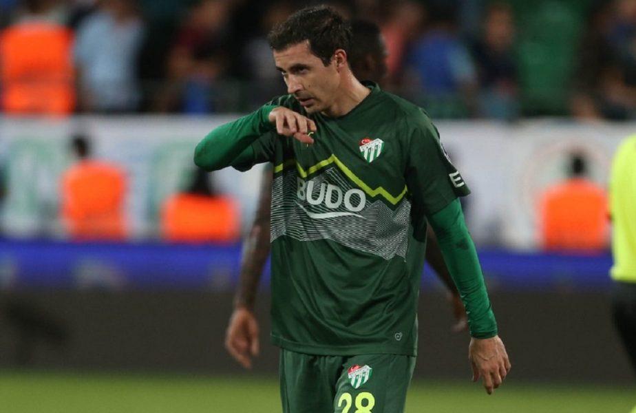 Ofertă de ultimă oră primită de Bogdan Stancu. FCSB riscă să rateze un nou transfer! Echipa care îi încurcă planurile lui Gigi Becali