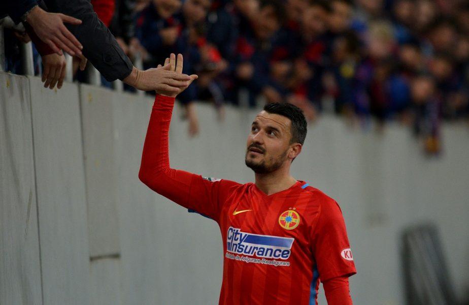 """Constantin Budescu poate juca în derby-ul FCSB – Dinamo. """"Şi-a ispăşit suspendarea!"""". Veşti excelente pentru Edi Iordănescu"""