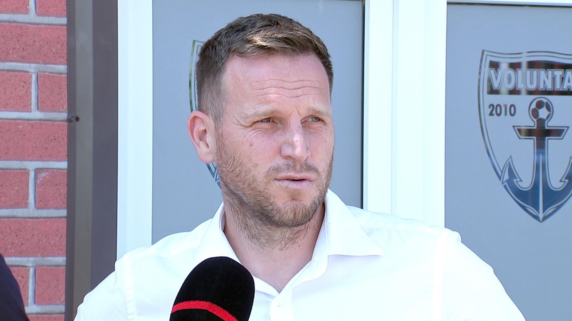 Florin Cernat are încredere că Gabi Tamaş rămâne la FC Voluntari