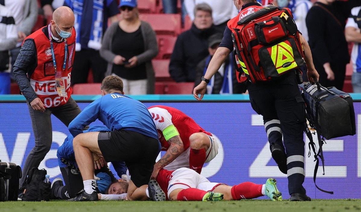 """EURO 2020   Dezvăluiri tulburătoare din timpul momentelor dramatice în care Eriksen a fost resuscitat: """"Te-ai întors printre noi?"""" / """"Da, m-am întors. La naiba. Am doar 29 de ani!"""""""