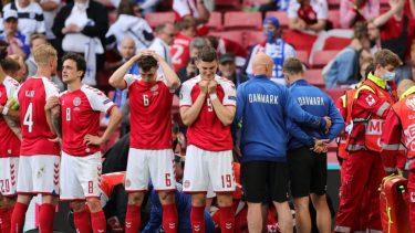 Christian Eriksen a fost externat! Anunțul făcut de Federația Daneză de Fotbal