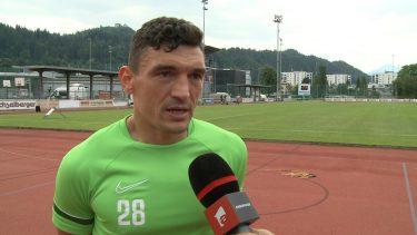 """Claudiu Keşeru nu ia în calcul să se lase de fotbal. """"Mi-am propus să mai joc trei ani"""". Ce aşteptări are de la FCSB şi care este marele său regret!"""