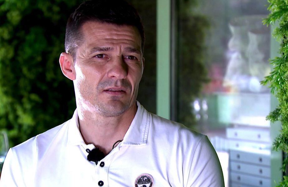 """EXCLUSIV. Costel Gâlcă, mesaj pentru Gigi Becali. """"E ceva imposibil!"""" Ce ar face dacă ar primi ofertă de la Dinamo"""