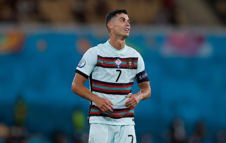 """Cristiano Ronaldo a """"turbat"""" după Belgia - Portugalia 1-0"""