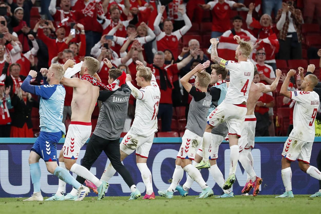 Danemarca bucurie