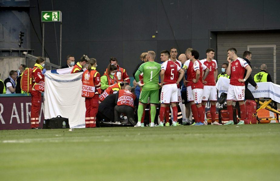 Euro 2020 | Cristiano Ronaldo, Neymar şi Mbappe au reacţionat după momentul cutremurător de la Copenhaga! Mesaje emoţionante pentru Eriksen