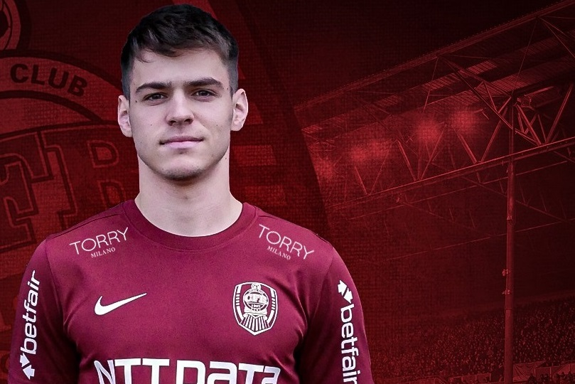 Transferuri pe bandă rulantă pentru Marius Şumudică. Un atacant a semnat cu CFR Cluj