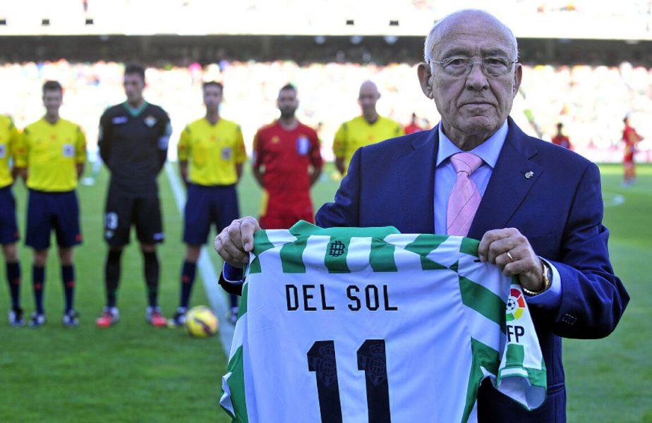 """S-a stins """"Șapte plămâni"""". Luis del Sol, omul care l-a readus pe Filipescu în Primera"""