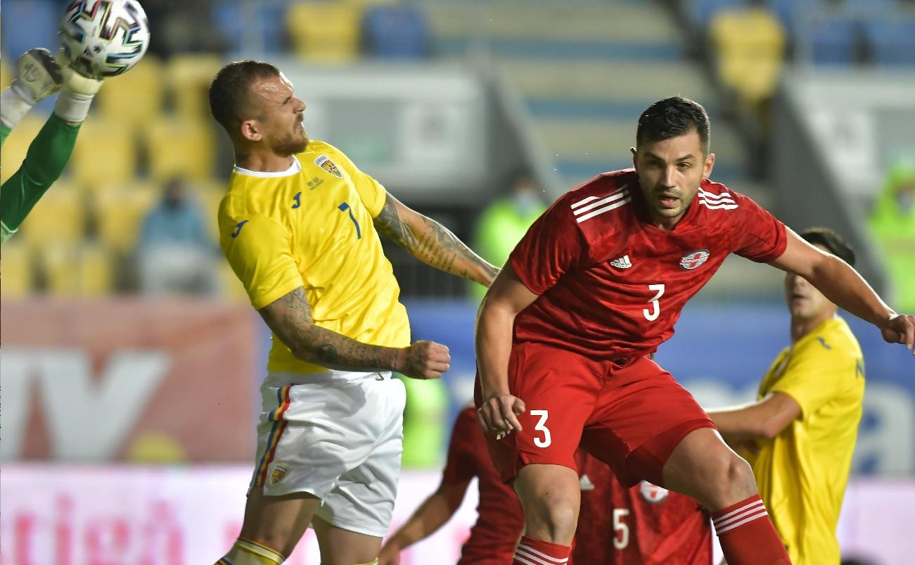 Willy Sagnol râde de tricolori după România - Georgia 1-2
