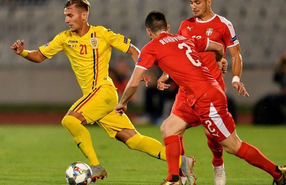 """Denis Drăguş şi-a regăsit standardul! Internaţionalul român a revenit în Belgia, la Standard Liege: """"Are explozie şi viteză!"""""""