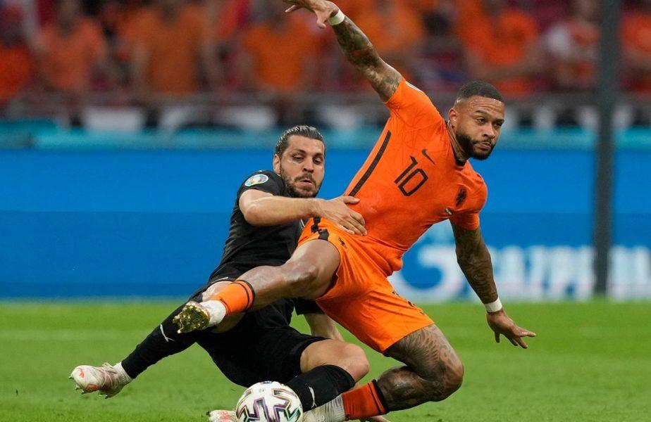 Memphis Depay, ratarea turneului la Euro 2020! Starul dorit de Koeman la Barcelona s-a făcut de râs cu poarta goală