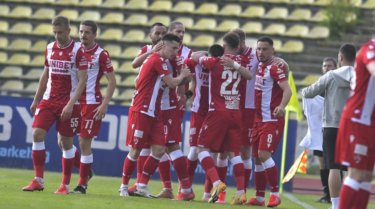 Verdict sumbru pentru Dinamo