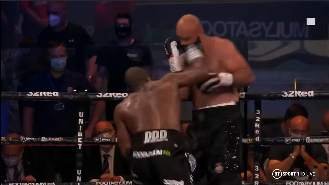Bogdan Dinu, făcut KO de Dubois!