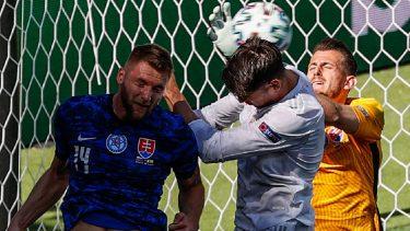 EURO 2020 | Slovacia – Spania 0-2 şi Suedia – Polonia 1-0. Gafă halucinantă a lui Dubravka! Portarul slovac a scăpat mingea în poartă. Lewandowski, ratare incredibilă