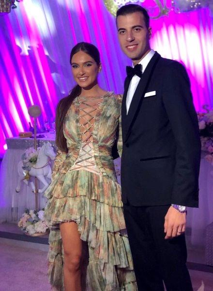 Elena Tănase, alături de fratele ei