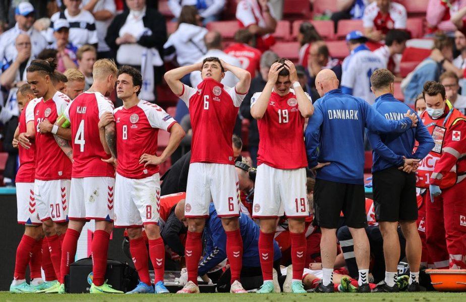 """""""Miracol la Euro!"""" Christian Eriksen, pe prima pagină a ziarelor din Europa. UEFA l-a desemnat jucătorul meciului"""