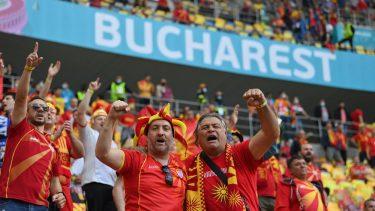Euro 2020 | Austria – Macedonia de Nord 0-0, meci pentru istorie! Prima confruntare disputată la turneele finale în România