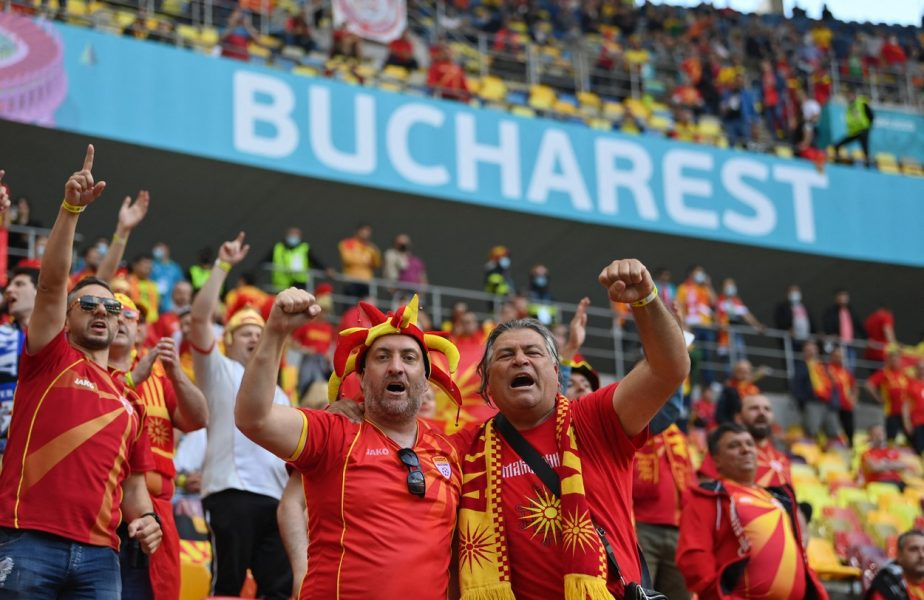Euro 2020 | Câţi spectactori au fost la Austria – Macedonia de Nord 3-1! FRF a fost contrazisă după ce a anunţat că toate locurile vor fi ocupate