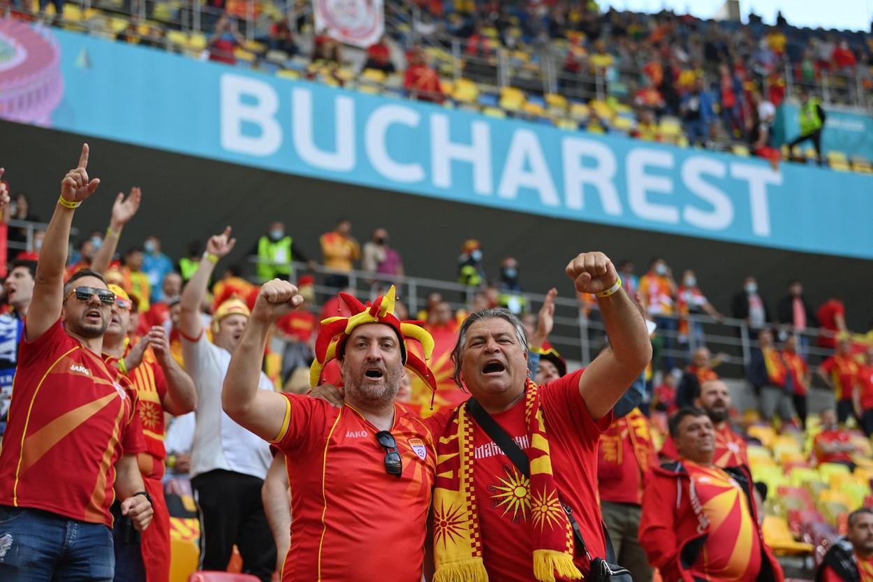 fani Macedonia de Nord