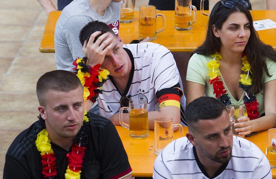 Anglia – Germania 2-0 | Momente incredibile: fanii germani au văzut gol la ratarea uriaşă a lui Thomas Muller. Ce a urmat când şi-au dat seama că mingea a trecut pe lângă poartă