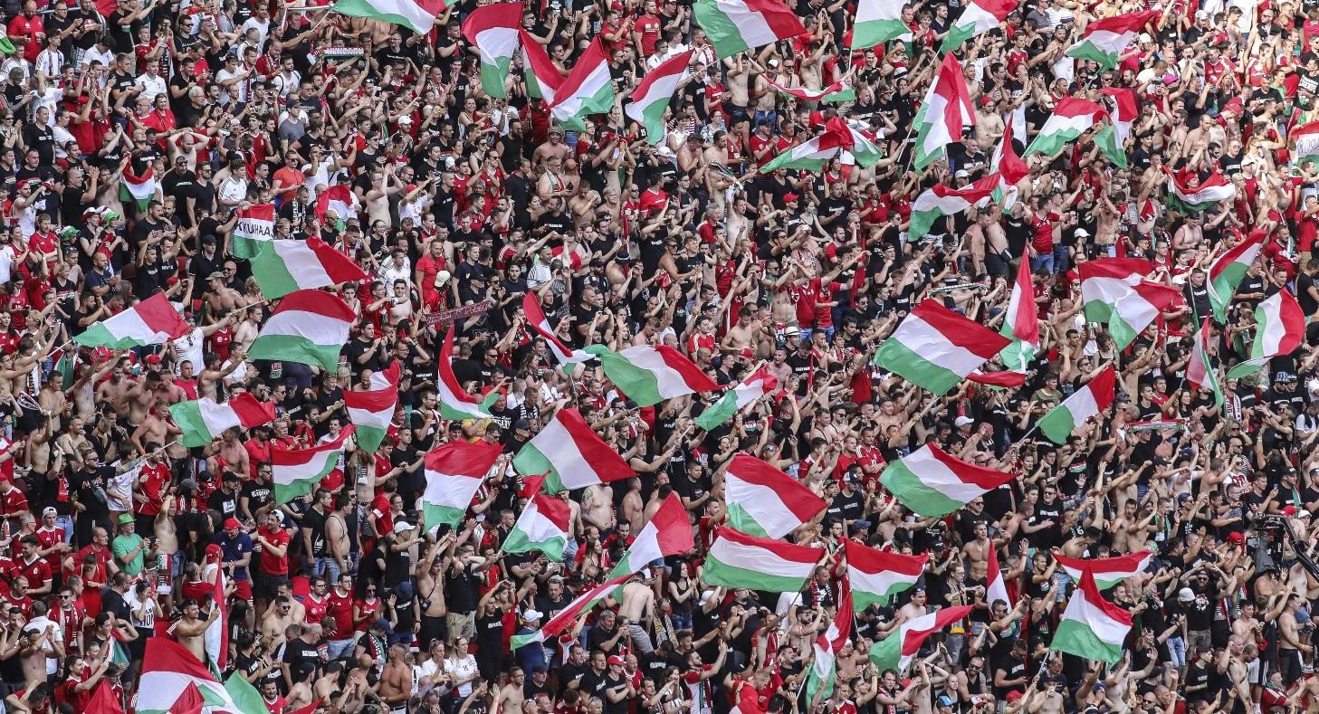 Acuzaţii de rasism după Ungaria - Franţa! Ce au putut face ultraşii maghiari