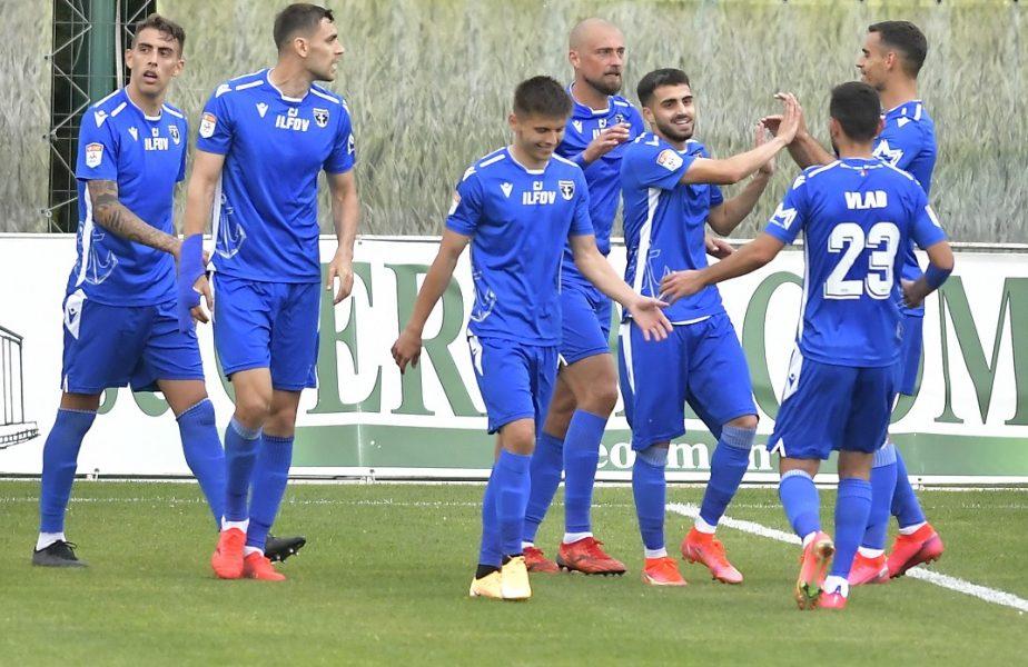 FC Voluntari - Dunărea 4-0
