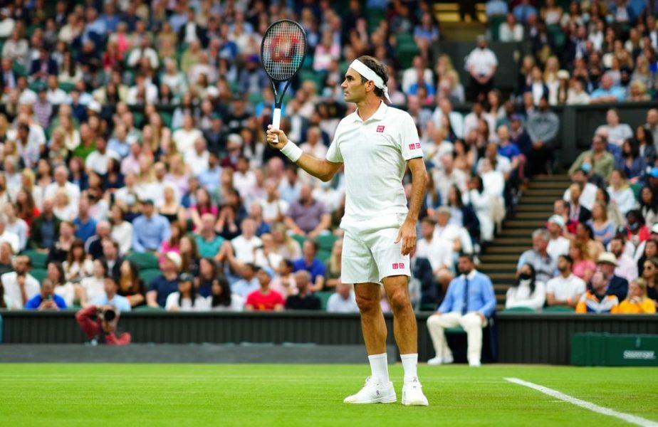 Wimbledon 2021 | Roger Federer a tremurat în primul tur la Londra! Victorie cu emoții a elvețianului în fața lui Adrian Mannarino