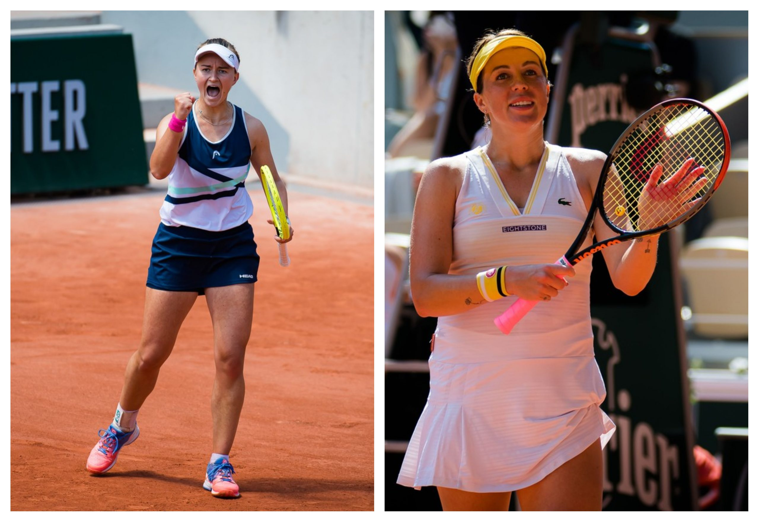 Barbora Krejcikova – Anastasia Pavlyuchenkova, finala Roland Garros