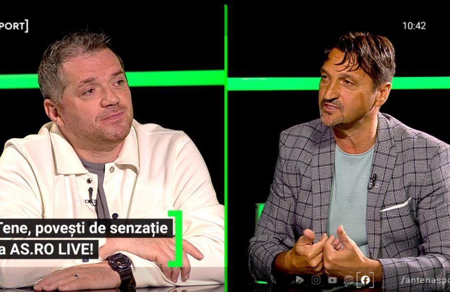 """Verdict sumbru pentru poarta României! """"Niță nu are concurență!"""" Florin Tene, creatorul lui """"Chucky"""": """"Este ca și copilul meu!"""" De la cine avea așteptări mari"""