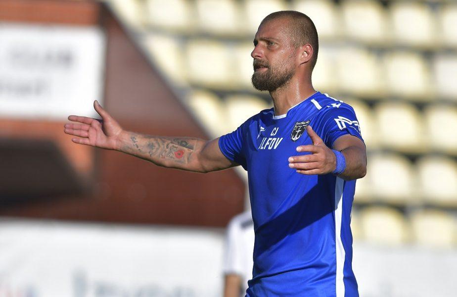 FC Voluntari – FC Botoşani 0-1. După remiza cu FCSB, moldovenii au obţinut prima victorie a sezonului. Preşedintele Tamaş, tot meciul pe teren