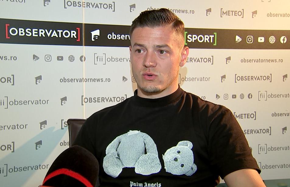 Gabi Torje, într-un interviu pentru AntenaSport