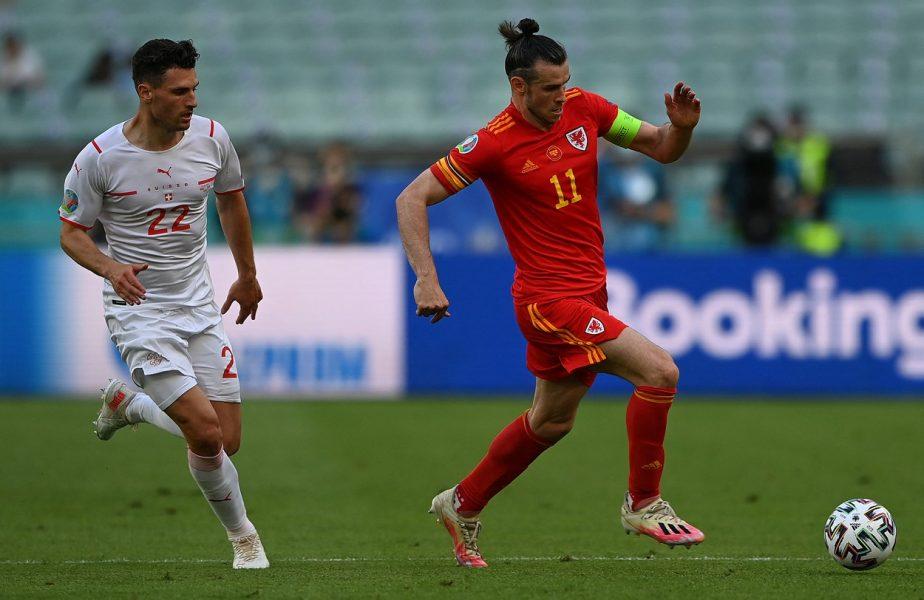 Euro 2020 | Premieră la Campionatul European! VAR-ul a anulat primul gol din istoria turneului în Ţara Galilor – Elveţia 1-1! Gareth Bale a stat cu sufletul la gură