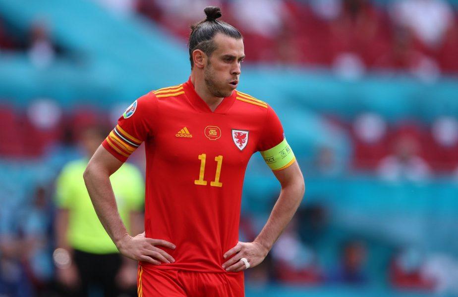 EURO 2020 | Gareth Bale, moment incredibil după umilinţa cu Danemarca! Căpitanul Ţării Galilor s-a enervat şi a plecat în timpul interviului