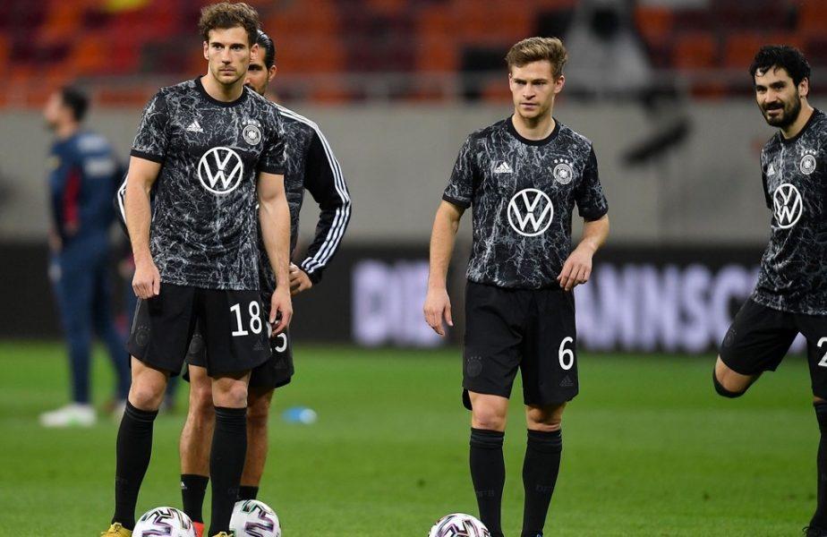 Euro 2020 | Lovitură uriașă pentru Germania! Un star din echipa lui Joachim Low ratează derby-ul cu Franța din debutul competiției
