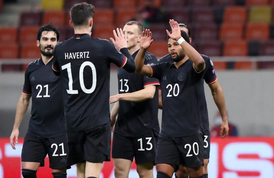 Euro 2020 primă record pentru Germania! Cât vor câştiga starurile lui Low pentru victoria supremă