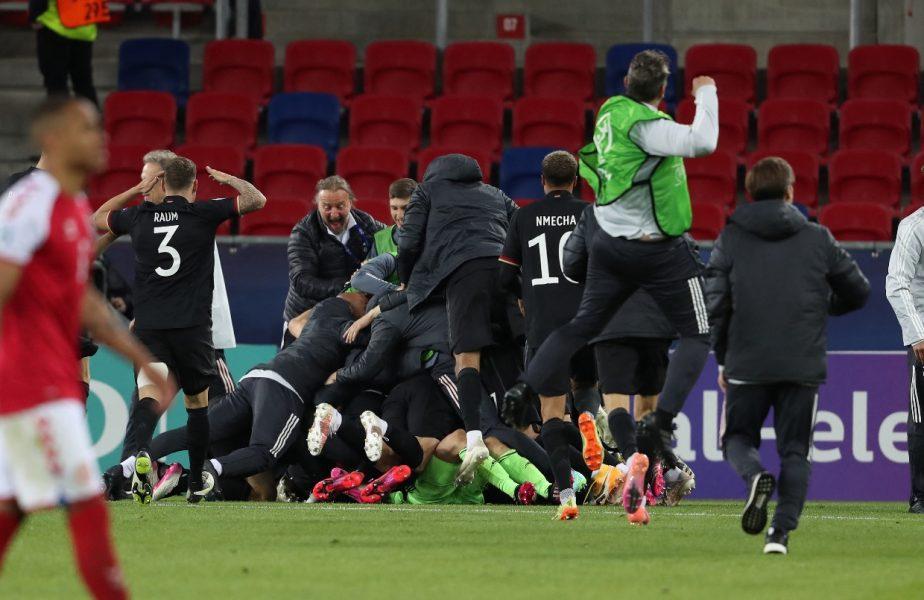 Semifinalele Euro 2021 | Calificări dramatice pentru Portugalia şi Germania. Cum arată semifinalele