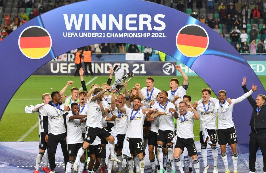 Germania a câştigat Euro 2021! Victorie în faţa Portugaliei. Nemţii au pus mâna pe coroană pentru a treia oară în istorie