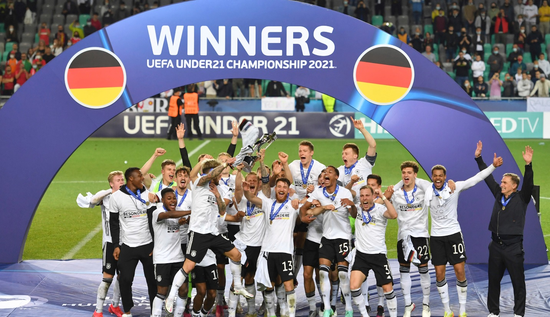 Germania a câştigat Euro 2021