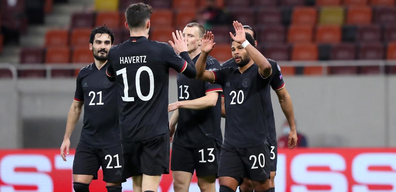 Euro 2020 primă record pentru Germania!