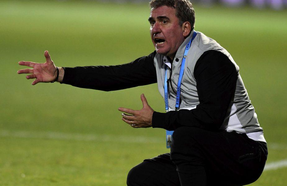 Următorul transfer pregătit de Gică Hagi. Farul vrea un internaţional român, care a fost antrenat şi de Mircea Lucescu