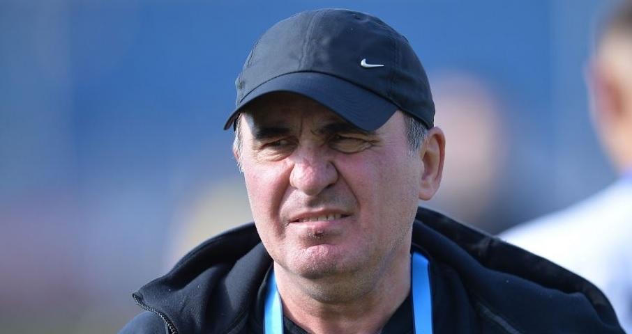 Reacţia lui Gică Hagi după ce şefii de la FRF l-au trimis la tribuna a doua de pe Arena Naţională, la meciul Austria – Macedonia de Nord
