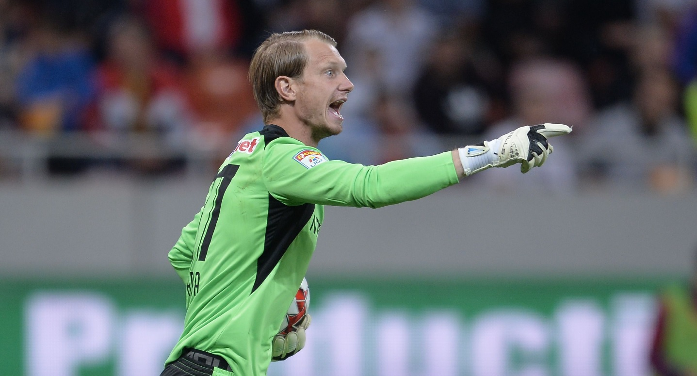 CFR Cluj l-a convins pe Giedrius Arlauskis