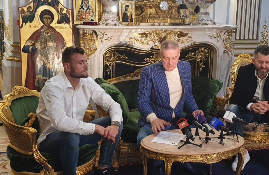 Alexandru Creţu a semnat cu Universitatea Craiova! Detaliile contractului jucătorului care a fost dat afară de Gigi Becali de la FCSB